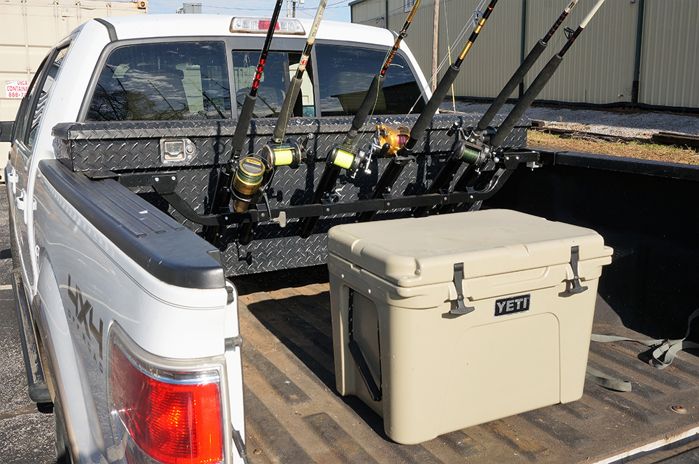 Truck Bed Rod Rack Viking Solutions